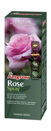Amgrow Rose Spray